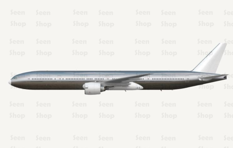Boeing Livery Templates